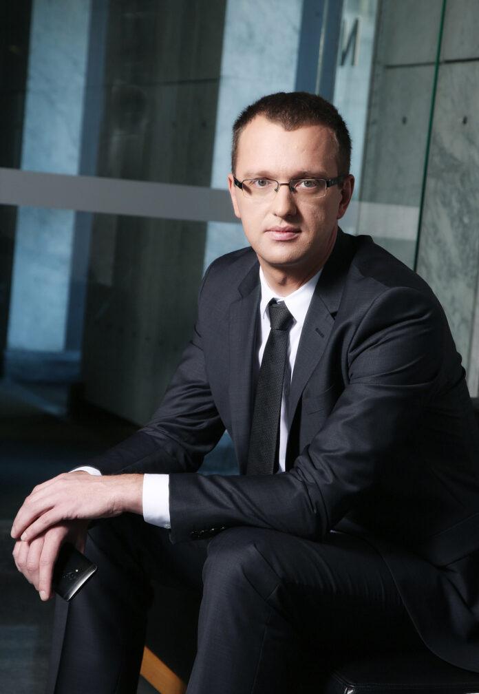 mag. Matej Mazi, CFA, vodja upraviteljev, NLB Skladi, d.o.o.